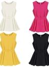 New Fashion Women Sleeveless Tank Tops
