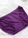 Neue Frauen BH Sets Verschluss vorne Sexy Lace Racer zurück Push-Up mit Slips Unterwäsche Dessous