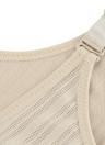 Мода женщин цветочные Shapewear регулируемые ремни талии обучение Корсеты для похудения камзола белье бежевый/черный