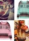Long Sleeve Pullover Christmas Sweatshirt