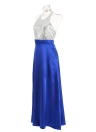 Women Strapless Dress Formal Prom Cocktail Party Ball Gown Bridesmaid Long Evening Dress