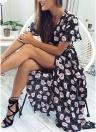 Платье с шифоновым шифоном для женщин