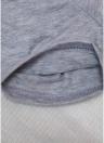 Summer Women Basic T-Shirt Letter Print O-Neck Short Sleeve Casual Tee Top