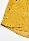 Lace Up Short High Waist V Neck Strap Backless Bow Boho Jumpsuit