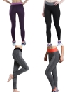 Mode Frauen Yoga Sport Hose hoch Strecken Fitness Gym Running Hose Übung Leggings