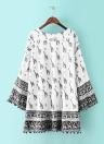 Kimono de manga comprida de casaco de mulher