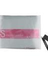 Elegant Pockets Design Stripe Print 3/4 Sleeve Swing Dress
