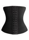 Sexy Frauen Taille Trainer Body Shaper Bauch Cincher Unterbrust Control Korsett atmungsaktiv Gürtel Shapewear schwarz/Beige