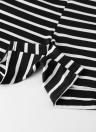 Pantalones cortos de verano casuales con bandas elásticas de alta las Cintura