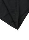 Новые моды женщин мини-платье v-образным вырезом без рукавов молнии Вернуться сексуальное платье коктейльное черный