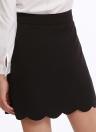 Элегантная юбка из шифона