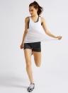 Neue Art und Weise Frauen-Sport-Weste O-Ansatz Special Print ärmelRacerBack Tank Top Yoga Fitness Gym Lauftop