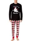 Дальше с длинными рукавами Рождественская семья Pajama