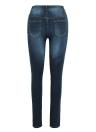 Jeans skinny jeans donna sexy Pantaloni a vita alta classici a vita alta lavato pantaloni aderenti