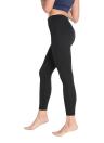 Женщины Твердые спортивные поножи Йога Брюки Тренировка Бегущие колготки
