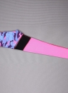 Сексуальные женщины Камуфляж Печать Сетчатая сетка Спорт Йога Запуск Тонкие поножи