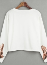 T-shirt lâche d'impression de chat de femmes de mode