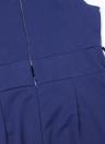 Jumpsuit de malla transparente para mujer