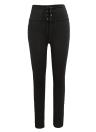 Women Pencil Pants Tights Casual High Waist Skinny Trousers Stretch Leggings