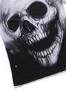 Camiseta de Manga Corta 3D Vivid Patrón de Impresión Estilo Suelto para Mujeres