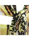Печатная галстук-полосатая женская повседневная двухсекционная сетка