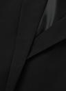 New Women Cape Blazer Lapel Split Pockets Casual Robe de survêtement
