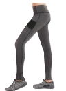 Splice Color Women Sports Yoga Stretch Leggings