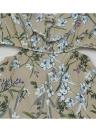 Neuer reizvoller Frauen-Overall Kurz Strampler Blumendruck Ausschnitte V-Ausschnitt mit Rüschen Backless Sleeveless beiläufige Overall