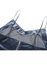 Velvet V Neck Sleeveless Crop Top Mini Skirt Women's Bodycon Two Piece Set