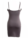 Sexy Plunge V Neck Sleeveless Strappy Women's Bodycon Mini Dress
