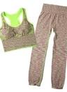Crop краситель Новые женщины Satin Top Vest Backless O-Neck Фитнес Повседневный Yogo Gym Спорт Tee Bra