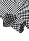 La manera de la tela escocesa del hombro de la colmena de la colmena del Beachwear del mameluco con la correa