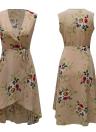 Robe de mariée à encolure sans couture sans couture