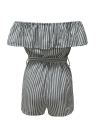 Sexy Women Off the Shoulder Casual Jumpsuit Rompers