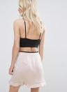 Sexy  Summer  Strappy Cami  Vest Sleeveless Women's Bralette Crop Top