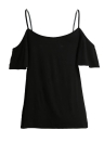 Summer Off Shoulder Short Sleeve Solid Color Women's Casual T-shirt