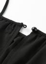 Sleeveless Short Romper Shorts