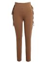 Pantalones cruzados Criss laterales mujer sexy