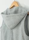 Fashion Women Denim Oversize Two Piece Set Blu chiaro