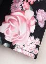 Adatti a Cardigan Long front floreale stampa maniche lunghe Abbigliamento Uomo