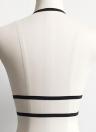 Сексуальное женское белье Fetish Bondage Belt Strappy Упругие повязки бюстгальтер