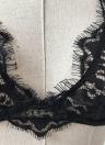 Сексуальное женское белье Комплект цветочных кружевных ресниц Полное описание Двухкомпонентная пижама