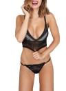Сексуальное женское бельё, кружево, полупрозрачное, дышащее, ультратонкое женское Bralette
