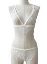 Sexy Lace Malla Erotic Underwear Mujer Lingerie