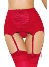 Сексуальная кружева с высокой талией с вырезом из сетки с эластичным плюсом