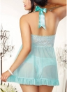 Erotic Underwear Babydoll Lace Lingerie Dress