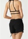 Frauen Dessous Sheer Lace BH Bandage Bustier Bralette Transparente Cup Büstenhalter Top
