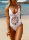 Costume da bagno da spiaggia per donna