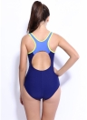 Sport Push Up Open Back Cut Out Costume intero da allenamento professionale