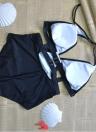 Halter Swimsuit Backless Beach Bathing Suit Monokini Biquini